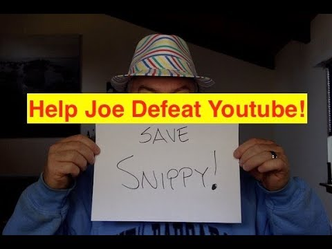 """SAVE Snippy!""...Jsnip4 Getting Banned!!! (Bix Weir)"