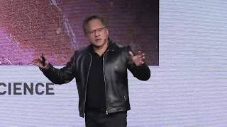 SC19: NVIDIA CEO Jensen Huang on the Expanding Universe of HPC