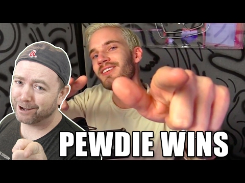PEWDIEPIE VS THE WALL STREET JOURNAL AND WORLD - #THETOPIC 54