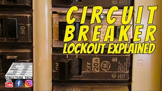 Circuit Breaker Lockout Explained