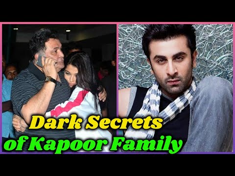 Dark secrets of Kapoor Family