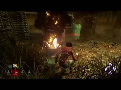 Dead by Daylight Barely Alive