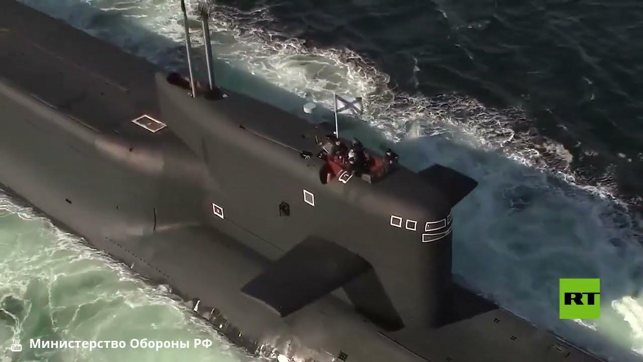 انطلاق تدريبات ضخمة للبحرية الروسية في المنطقة القطبية الشمالية  - نشر قبل 60 دقيقة