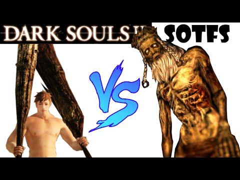 Dark Souls 2 Scholar of the First Sin: REY VENDRICK + SEÑOR DE GIGANTES - Confiarse en DS2 = MUERTE!