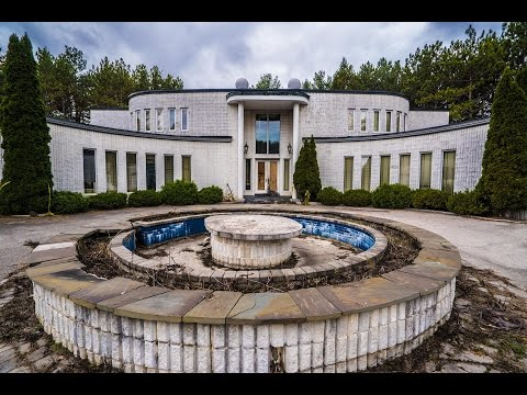 ABANDONED DRUG DEALERS MANSION