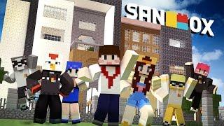 New 샌드박스 사무실을 소개합니다!! [러브 오피스: 마인크래프트] Minecraft - SANDBOX OFFICE - [도티]