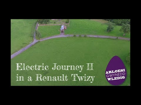 2/3: Mid-Wales Electric Car Adventure - Day Two
