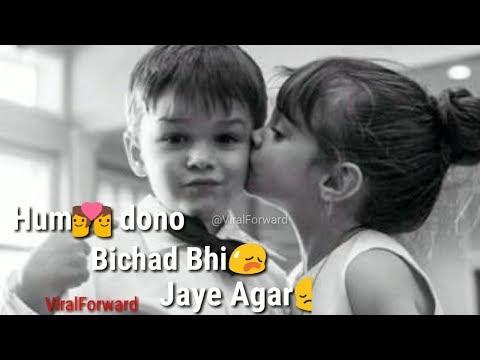 Phir Bhi Tumko Chahunga Whatsapp Status Video   Hindi Love Song With Lyrics   ViralForward