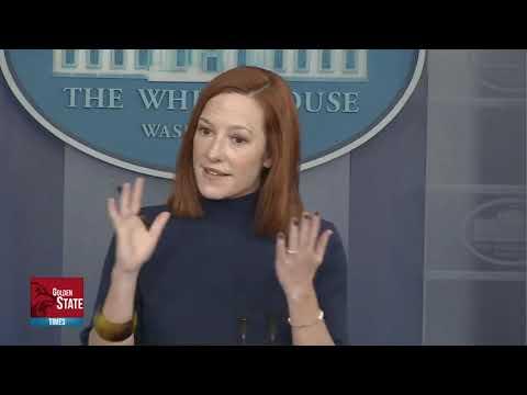 SHOCKING UPDATES: White House Press Briefing with Jen Psaki 2/8/21