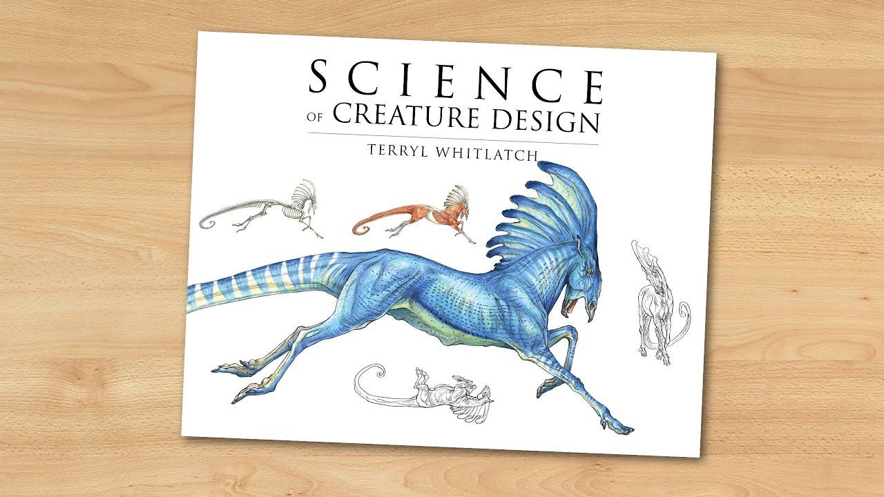Science of Creature Design: Understanding animal anatomy - YouTube