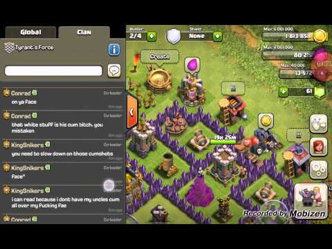 Keyboard Warriors on clash of clans