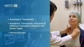 Blood and Marrow Transplant Program at Moffitt Cancer Center