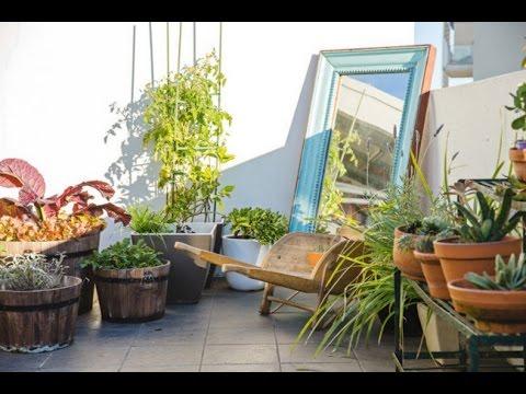Cool Shabby Chic Garden Ideas - YouTube on Chic Patio Ideas id=59210