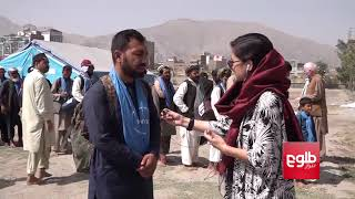 Head of People's Peace Movement Talks On Balkh Journey