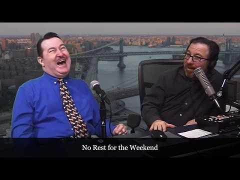 No Rest for the Weekend Podcast-Episode 108: Allen Lewis Rickman