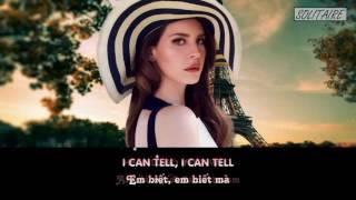 [Lyrics+Vietsub] Lana Del Rey - National Anthem