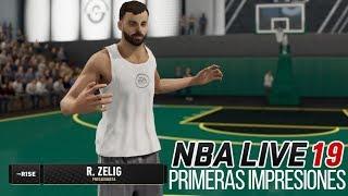 Video de ASÍ ES LA DEMO DE NBA LIVE 19 | Primeras impresiones
