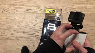 GoPro Hero 8 Black Special Bundle Edition Unboxing