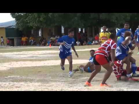 Tokelau National Games (TNG) 2013-4