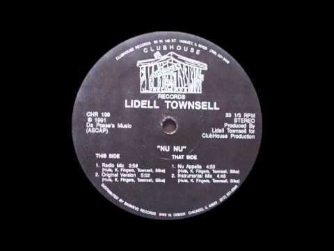 Lidell Townsell - Nu Nu (Clubhouse Records) 1991