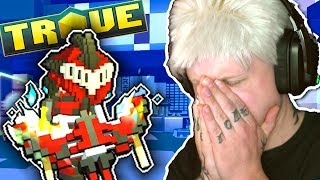 THIS WILL MAKE ME QUIT TROVE!? ✪ Scythe Plays Trove #493