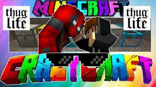Thug Life & Kristal Sandık & İntro - Crazy Craft V3 - Türkçe Modlu Minecraft - Bölüm 2