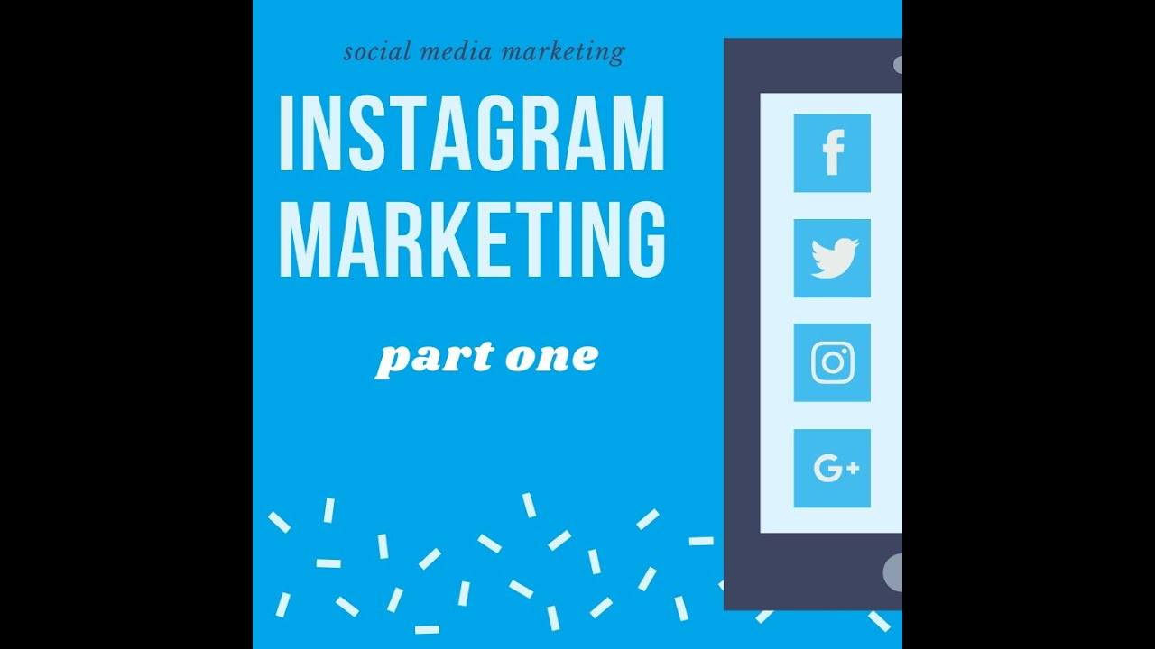 Social Media Marketing - Instagram Marketing