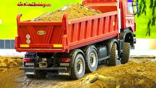 RC trucks and construction machines RCTKA May 2017 - part 01