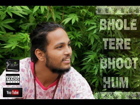 BEST LORD  SHIVA EDM ● BHOLE TERE BHOOT HUM ● HINDI RAP SONG ● BADWALAMAD