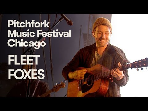 Fleet Foxes | Pitchfork Music Festival 2018 | Full Set