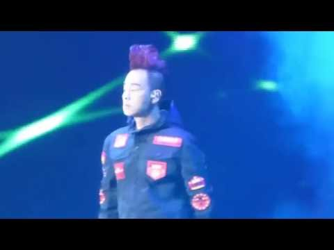 [20160702] Jordan Chan 陳小春 doing a cover of Beyond's 海闊天空 @Brotherhood of Men Live in Malaysia