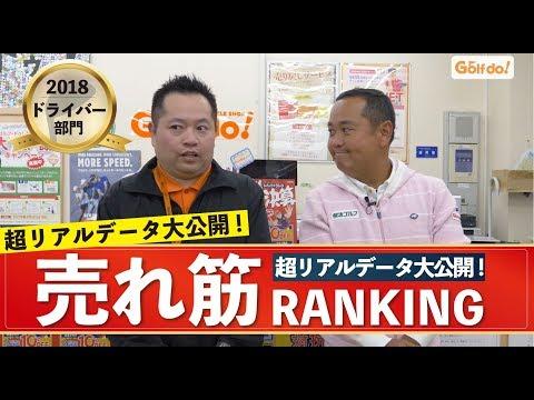 今年も発表!【中古クラブ 超リアル売れ筋ランキング】ドライバー編
