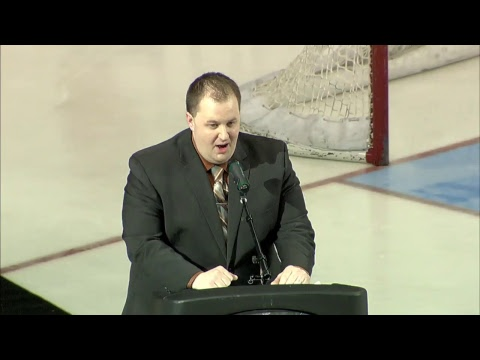 04/15/18 - Wilkes-Barre/Scranton Penguins @ Hershey Bears - Player Awards Ceremony