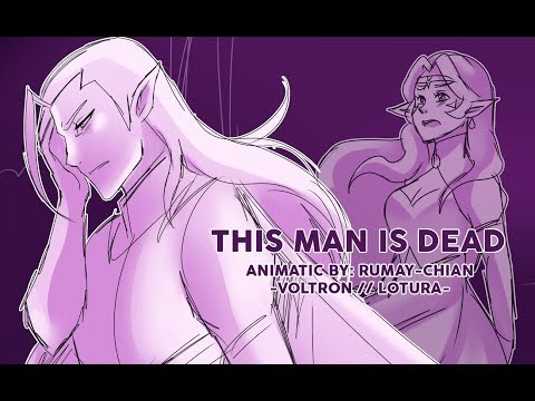 【ANIMATIC】 I Know Those Eyes / This Man Is Dead || (Voltron)