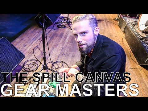 The Spill Canvas' Mike Naran - GEAR MASTERS Ep. 182