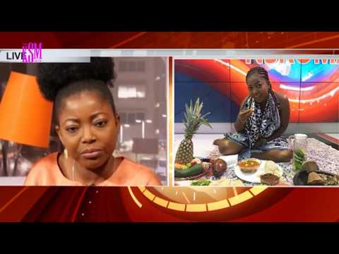 KSM Show- Abigail Ashley of UTV hanging out with KSM