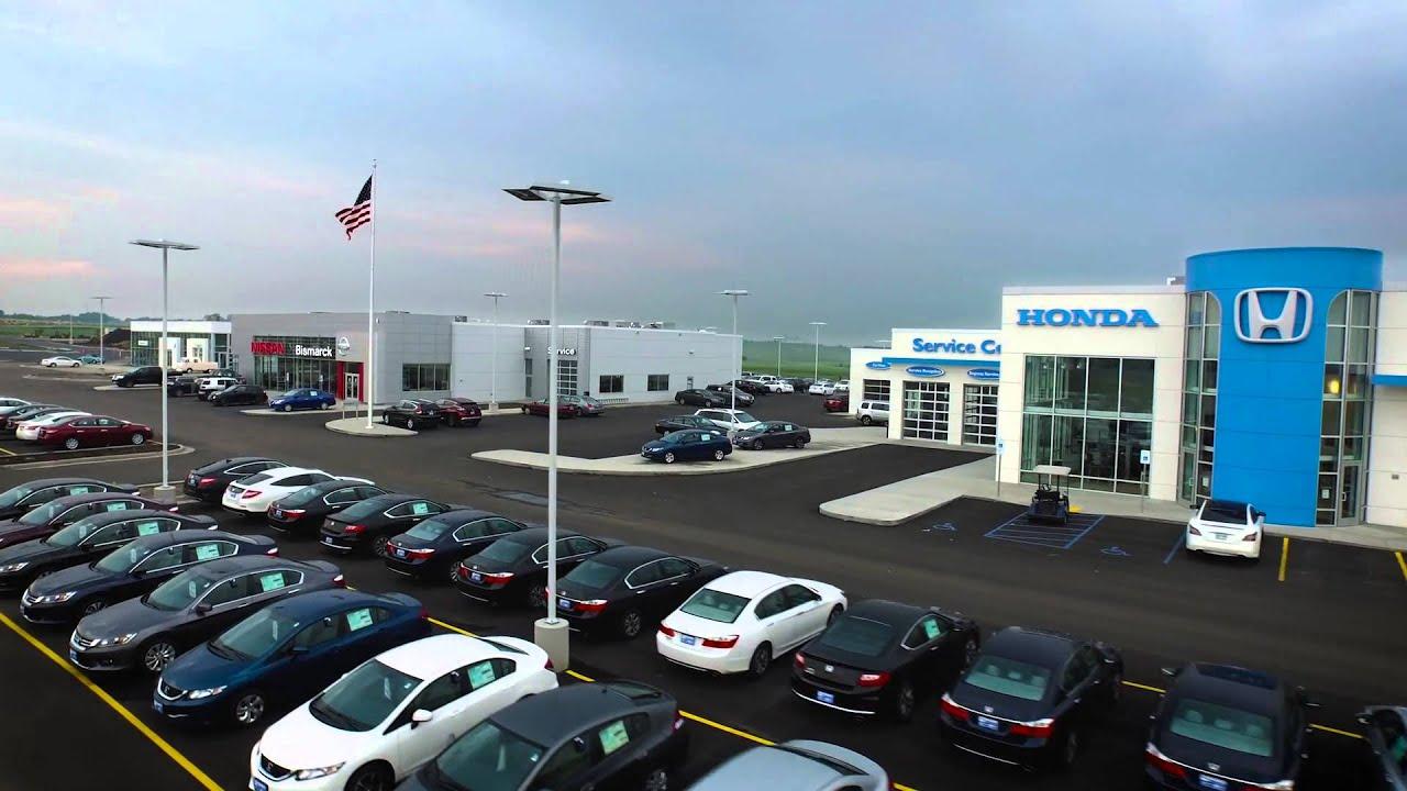 Bismarck motor company all new honda nissan and for Bismarck motor company bismarck nd