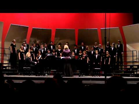 Music I Yield to Thee (Las Vegas Academy Singers)