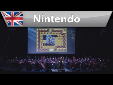The Legend of Zelda: Symphony of the Goddesses - Dungeons of Hyrule - Live