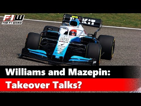 Williams and Mazepin: Team Takeover An Option?