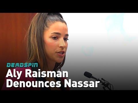 Aly Raisman Testifies Against Larry Nassar
