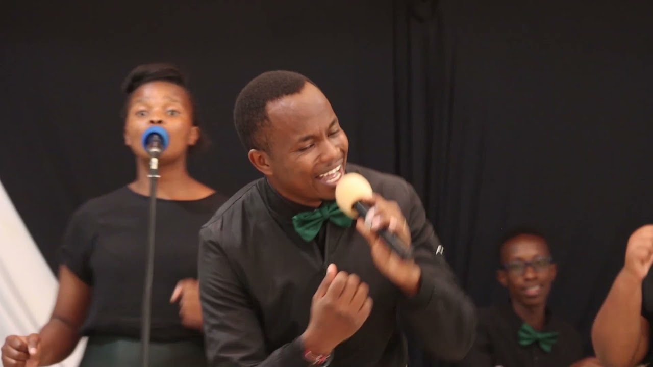 Download Lina Nguvu Jina La Yesu Cover by Elisha Mbukwa  CITAM Eldoret Music Ministry