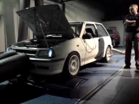 Toyota Starlet P70 182whp N/A by Barbaris