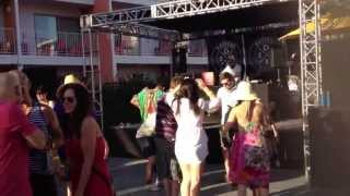Justin Jay @ Dirtybird Players Pool Party (Coachella 2013)