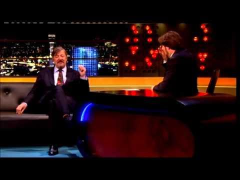 Stephen FryThe Jonathan Ross Show Series 3 Ep 08 6 October 2012 Part 4/5