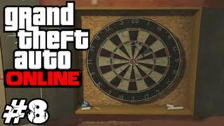 [LUŹNE GRANIE] GTA V Online #8 - Dynamiczna gra w Rzutki! (With: Max) /Zagrajmy w