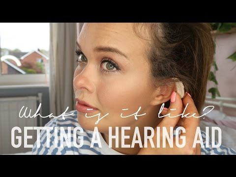 GETTING HEARING AIDS - MY EXPERIENCE & WHAT IS IT LIKE? | Charlotte Taylor