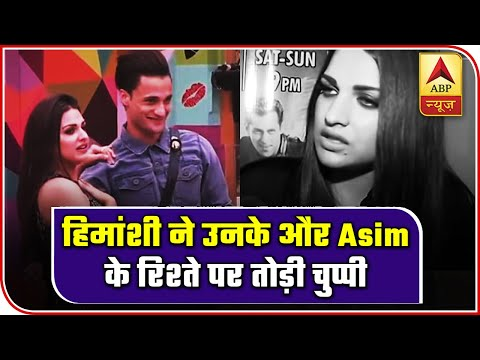 Bigg Boss 13: After EVICTION Himanshi Khurana SPILLS THE BEANS On Her Relationship With Asim Riaz!