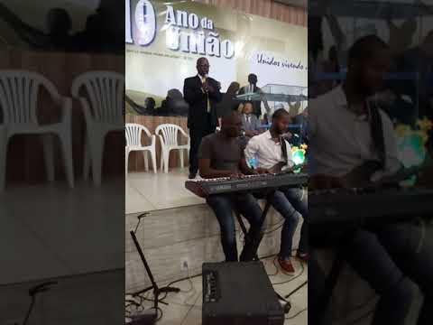 Cantor Lino Andrade E Orquesta Ao Vivo