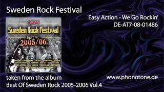 Sweden Rock Festival - Easy Action - We Go Rockin